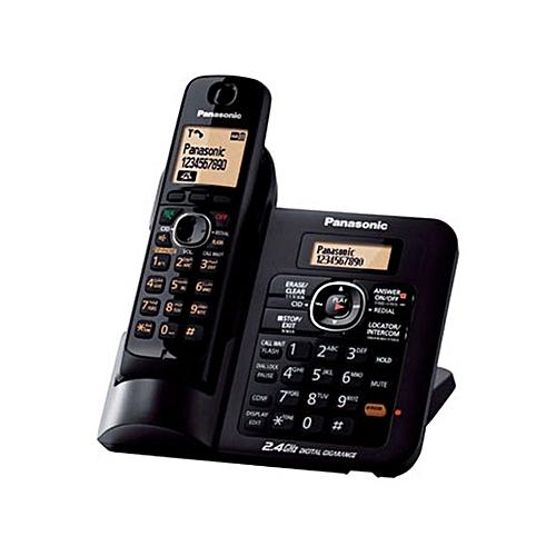 Digital Cordless Telephone - Black