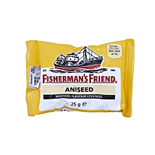 Aniseed Menthol Flavour Lozenges - 25g