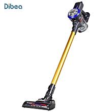 Dibea Lightweight Cordless Handheld Stick Vacuum Cleaner GOLDEN BROWN US PLUG