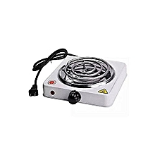 Single Hot plate coil - White