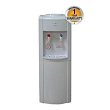 Hot & Normal water dispenser- White