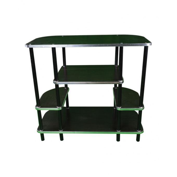 Tv Stand Designs In Kenya : Unique collections tv stand shelve black buy online