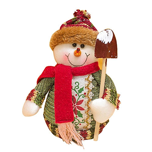 Buy Louis Will Standing Santa Claus Snowman Reindeer Ornaments For