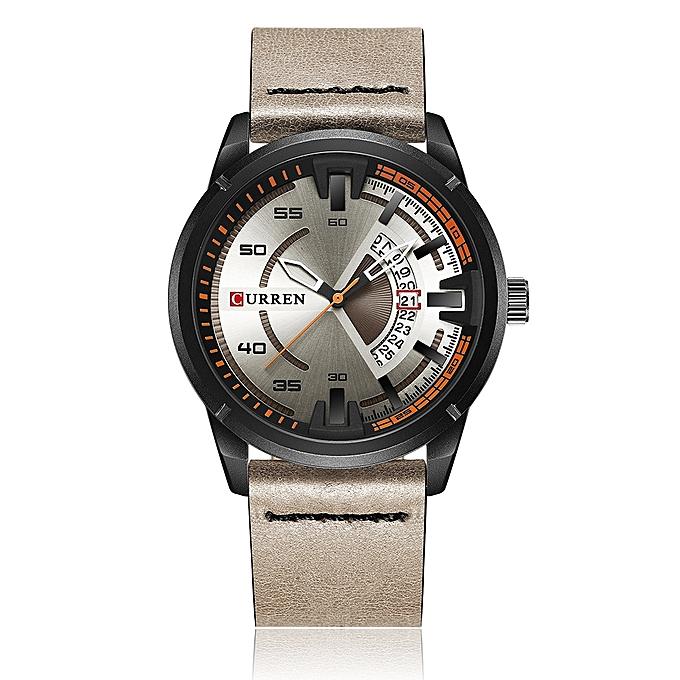 82ae26d5c7f High Quality Watch Fashion Casual Business Men Wristwatch Calendar Quartz  Sports Wrist Watch Relogio Masculino