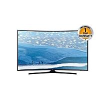 "MU7300- 65"" - Curved 4K Ultra Smart TV - Black"
