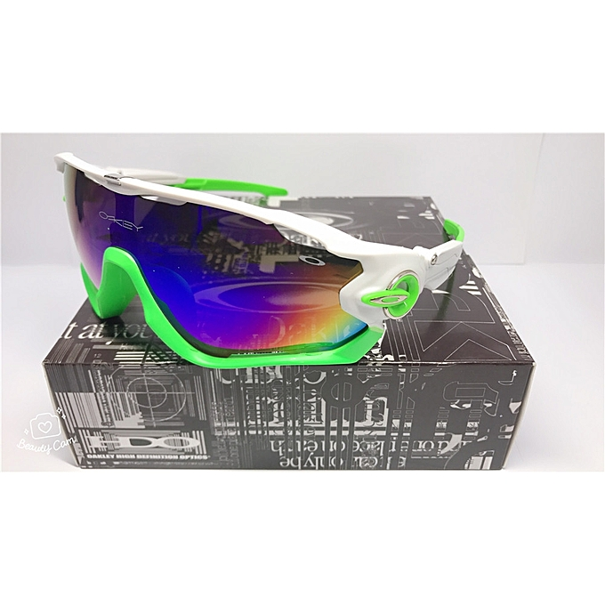Oakley Wjade White Jawbreaker Sunglasses Iridium Polarized 13cuTFlKJ