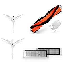 Robot Vacuum Cleaner Part Pack Accessories Kit