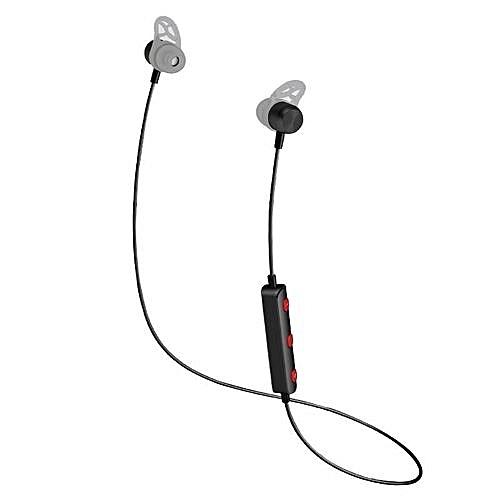 9c11fd77305460 Generic Bluetooth Headphone V4.1 Wireless Stereo Sport Earbuds Headset  Earphones Headphones Smart Magnet Function Microphone Earphones (Color:c0)