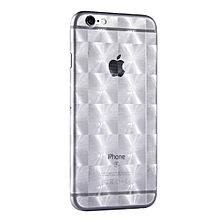 For iPhone 6 Plus & 6s Plus 0.08mm 3D Cat Eyes Frosted PVC Material Skin Sticker Screen Back Protective Film