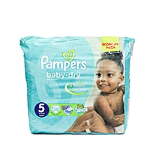 Baby Diapers Junior Unisex Size:5 (11-25kg) - 30 Diapers