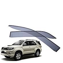 Car Windbreaker/ Window Visor 4pcs for Fortuner
