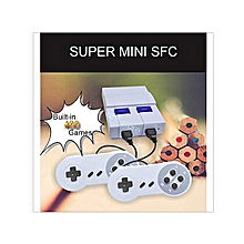 Classic Super Mini SFC TV Game Console Entertainment Built In 400 Game Xmas Gift