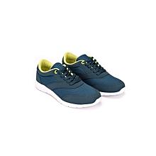 Blue Fashionable Shoes