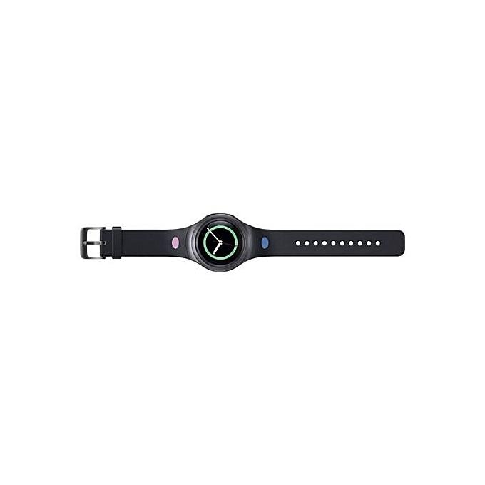 Luxury Silicone Watch Band Strap For Samsung Galaxy Gear S2 SM-R720 .