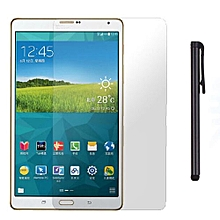Clear Screen Protector Film Skin For Samsung Galaxy Tab S 8.4 Inch T700