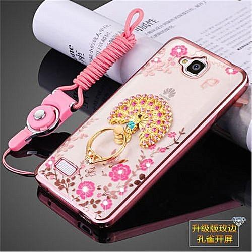 Rhinestone Phone Case Cover Holder Stand Protective Ultra thin Silicone Soft Case For .