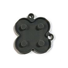 Riginal GPD Win Silicone Pads For ABXY Keys - 5PCS - Black