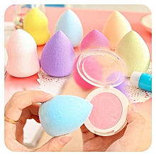5 PCS New Foundation Sponge Blender Blending Puff Flawless Powder Smooth Makeup Beauty Color Random