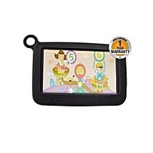 """C703 - Kids Tablet - Dual Core - 7"""" - 8GB ROM - 512MB RAM - 0.3MP Camera - Wi-Fi – Black"""