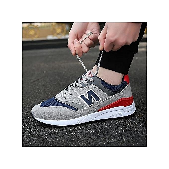 Generic Men S Air Sports Shoes Korean Edition Casual Sneaker Men