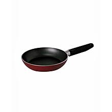 20820-T - Classique Open Frypan - 18cm - Red