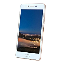 smart phone 5.0 inch ultra-thin machine can be memory card-rose gold