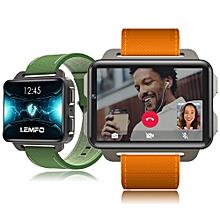 LEMFO LEM4 PRO 2.2 Inch Android 5.1 Watch Phone MTK6580 1G+16G 1200 Mah 3G Smart Watch