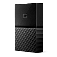 My passport - 2TB USB 3.0 External Hard Disk - Black