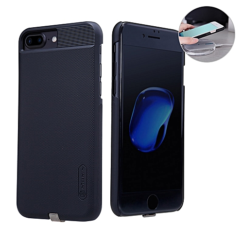 on sale 66c5f 6f35e Nillkin for iphone7 plus Qi Wireless Charger Receiver Case Cover Power  Charging Transmitter For iphone 7 plus case 5.5 inch(Black)
