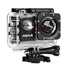 Justgogo Car Dash Cam, Anytek AT200 2.0 Inch Full HD 1080P Screen, Wifi Sport Action Camera DV, Waterproof Car DVR Camcorder