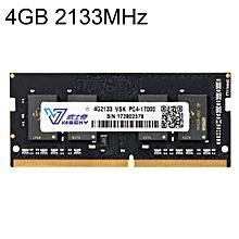 Vaseky 4GB 2133MHz PC4-17000 DDR4 PC Memory RAM Module for Laptop