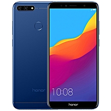 Honor 7A 4G Phablet 5.7 inch Android 8.0 Octa Core 1.4GHz 3GB RAM 32GB ROM OTG OTA-BLUE