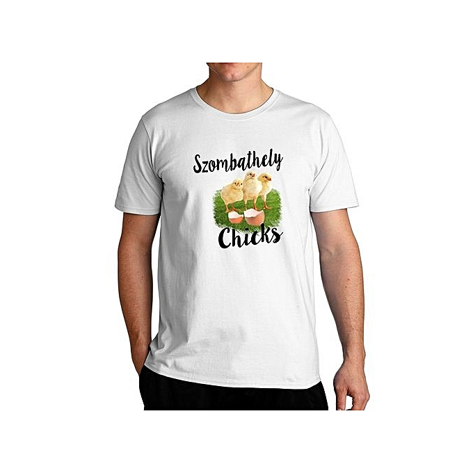 Fashion Szombathely Chicks T-Shirt For Men   Best Price  fb866b0a99