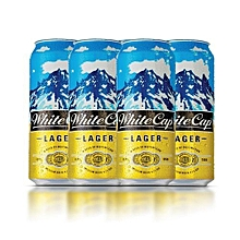 Lager Beer 6 Pack  - 500ml