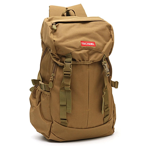0252b3b9960c Generic Canvas Outdoor Rucksack Camping Travel Hiking Sport Satchel Backpack  School Bag