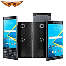 BlackBerry Priv 5.4'' Cellphone Android OS 3GB RAM 32GB ROM 18MP Mobile Phone - Black