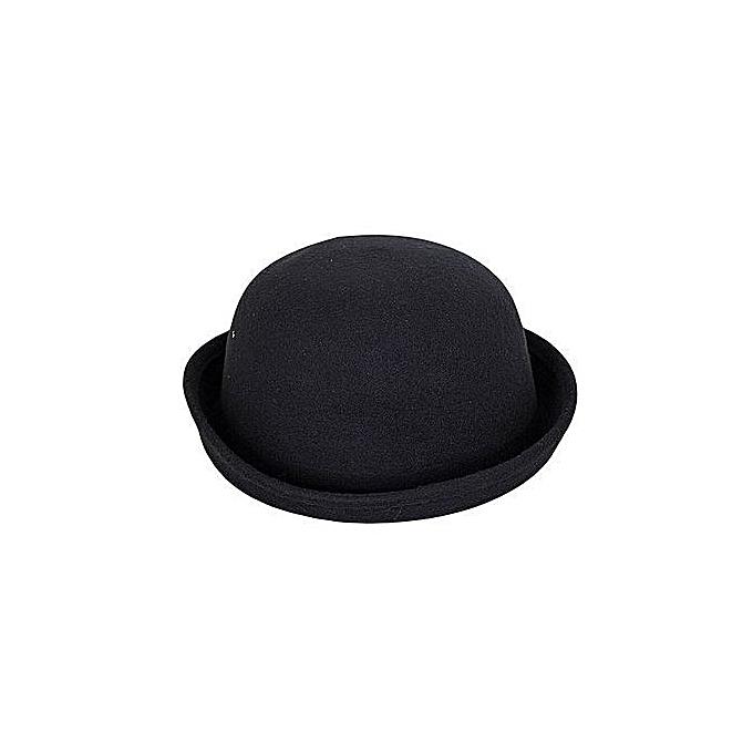 Generic Black Bowler Hat   Best Price  57e13e80c1c