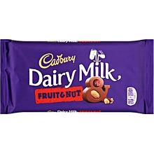 Dairy Milk Fruit & Nut Chocolate - 200g