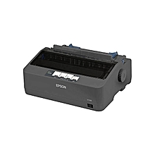 LX-350 Printer - Black