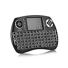 Wireless Mini Keyboard ENGLISH - Black