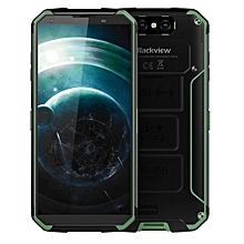 BV9500, 4GB+64GB, IP68 Waterproof Dustproof Shockproof, Dual Back Cameras, 10000mAh Battery, Face ID & Fingerprint Identification, 5.7 inch Android 8.1 Helio P23 (MTK6763) Octa Core up to 2.5GHz, NFC, Wireless Charge, Network: 4G(Green)