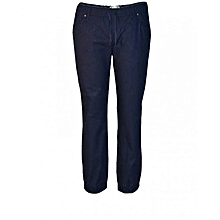 Navy Boys Jogger Pants
