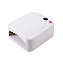 BEVILI 36w Uv Nail Dryer - Uv Lamp Light For Any Uv Gel Polish Nail Machine