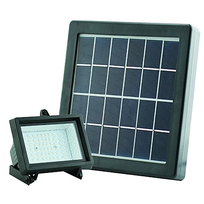 Buy Generic 54 Leds Outdoor Solar Floodlights 4 5w Solar Panel