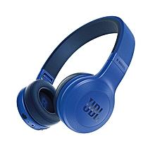 E45 BT - On-Ear Headphone - Blue