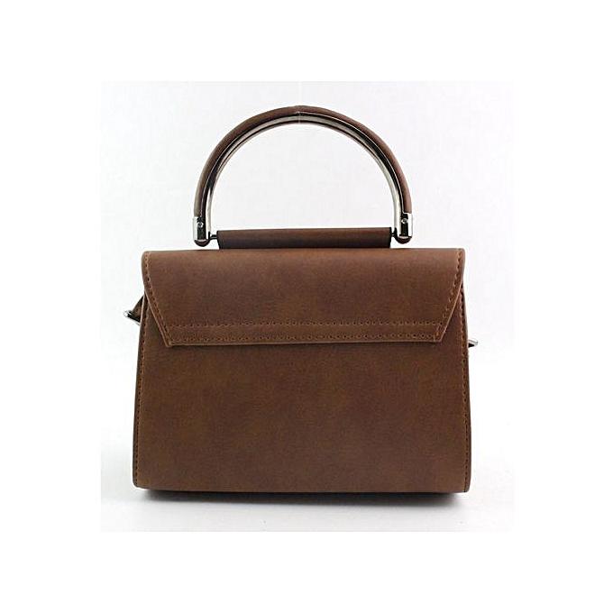 Women Fashion Handbag Shoulder Bag Large Tote Las Purse Lb Light Brown
