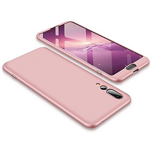 timeless design efef7 13392 Huawei P20 Pro Plastic(PC) Phone Case, 3 In 1 Hard PC Phone Case For Huawei  P20 Pro - Pink.