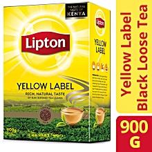 Lipton Loose Tea Yellow Label- 900g