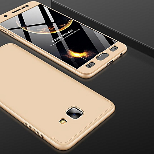 best sneakers 2eb88 d80ae For Samsung Galaxy J7 Max Case Luxury Hard PC 360 Full Cover Protection  Case For Samsung J7 Max Back Cover Coque Fundas (Gold)