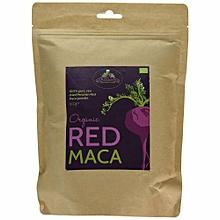 Red Maca Peruvian Raw Organic - 500gms